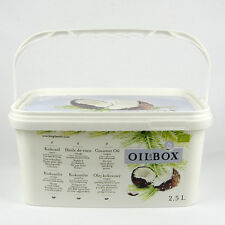 (15,20/L) Bio Planete Kokosöl kaltgepresst nativ bio 2,5 L 2500 ml
