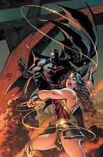 DARK DAYS THE CASTING #1 ANDY KUBERT VARIANT JIM LEE BATMAN WONDER WOMAN DC