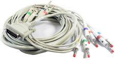 NEW Schiller AT-1 AT-2 AT-102 AT-10 AT-101 EKG ECG Cable Compatible 2.400095