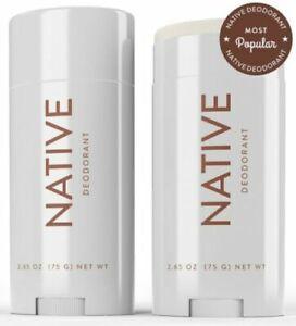 New Native Natural Deodorant - Coconut and Vanilla