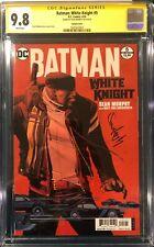 SEAN MURPHY SIGNED CGC SS 9.8 HARLEY QUINN BATMAN WHITE KNIGHT #5 Joker