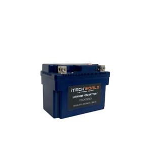 ITECH280CA LITHIUM MOTORBIKE BATTERY 12V STOP START 280AMP 4AH