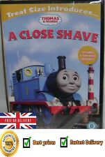 Thomas & Friends  A Close Shave DVD 6 FANTASTIC EPISODES New & Sealed