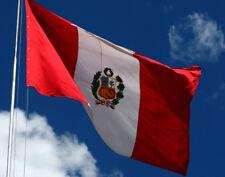 Giant  Flag Of Peru Bandera Nacional De Perú