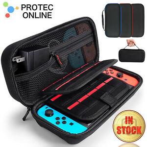 For Nintendo Switch Carrying Case Bag Storage Heavy Duty Shockproof Cover