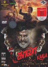 Kaala Tamil DVD - Rajnikanth, Nana Patekar Latest 2018 Tamil Superhit Film