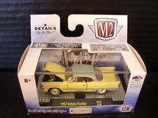 M2 Machines 1957 DeSoto Fireflite Chase Car 1 of 750 1/64 Die Cast