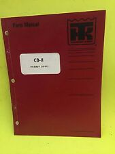 Thermo King TK 8082-1 Parts Manual CB-II
