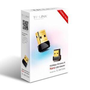 TP-Link TL-WN725N 150Mbps Wireless N USB Adapter Wifi Internet Adapter
