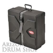 "SKB  5 x 15"" Roto X SQUARE Snare Drum Hard Case w/ Padded Interior - In Stock !"
