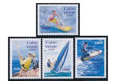Cabo Verde - 1996 - Nautic Sports - MNH