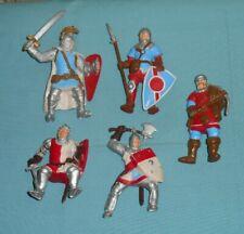 Advanced Dungeons & Dragons AD&D bendy HEROIC STALWART STEADFAST MEN-AT-ARMS lot