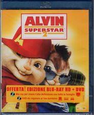 Blu-ray ALVIN SUPERSTAR 2 + DVD NUOVO