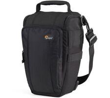 LOWEPRO Toploader 55 AW II DSLR Camera Bag - Black - Currys