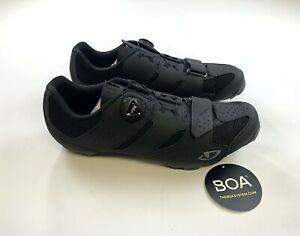 Giro Cylinder MTB Cycling Shoes EU 45 / US 11 Black New