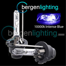 D2S INTENSE BLUE XENON HID LIGHT BULBS HEADLIGHT HEADLAMP 10000K 35W OEM FIT 1