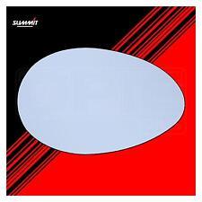 Heated Back Plate Tinted Mirror Glass - Summit ADRG-382BHL - Fits Alfa LHS