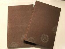 Gran Atlas Aguilar, 2 Bände, Madrid 1969, Spanischer Weltaltas, 50 x 33 cm