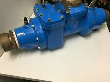 Zenner Fhd Fire Hydrant Backflow Very Clean