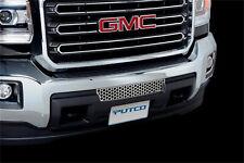 Putco 85196 Stainless Punch Bumper Grille Insert Fits 2015-2019 GMC Sierra HD