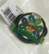 """Limited Edition"" Hard Rock Cafe HRC LONDON St Patrick's Day 2005 PIN 133"