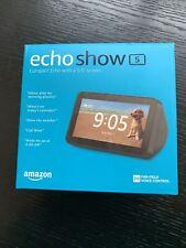 AMAZON ECHO SHOW 5 Alexa Smart Home Video Calls!