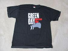 NEW Green Day American Idiot Concert Shirt Adult Extra Large Tank Tour Mens B
