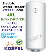 KOSPEL SLIM Water Heater Boiler Cylinder Tank 40L new 2000W