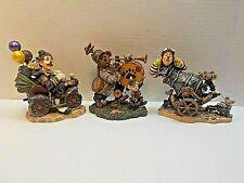 Boyd'S Bears Figurines 3 Items Bear Stone Collection c