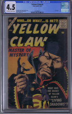 Yellow Claw #4 Atlas 1957
