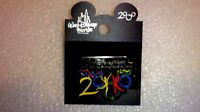 Disney pin 1 Celebrate The Future Hand in Hand - 2000 Dancers (Rectangle)