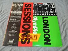 LP/ Vintage  The Rolling Stones  London Olympic Sessions  Japan  W /Insert