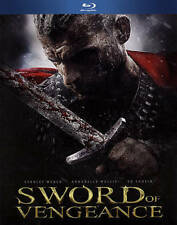 SWORD OF VENGEANCE BLUE RAY! New & sealed! Ships fast!