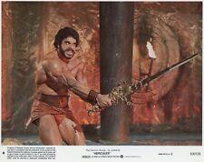 BODYBUILDER LOU FERRIGNO HERCULES 1983 HERCULES 1983  VINTAGE LOBBY CARD #4