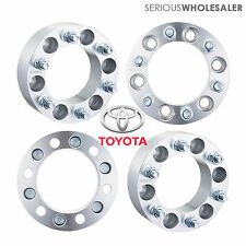 4X WHEEL SPACERS ADAPTERS 6 LUGS 2''¦ 6X5.5 12X1.5  FOR TOYOTA TACOMA  4RUNNER