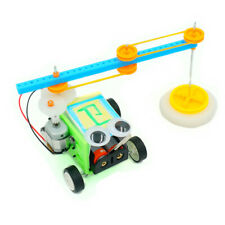 Intelligent Sweeping Sweeper Robot Toy Car Kit Model Self-made Technology DIY