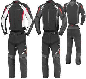Büse B.Racing Pro en Option Blouson Moto Pantalon Moto Textile Break Athlétique