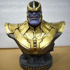 Marvel Superhero Thanos Head Statue Perfect Production MASTERPIECE Figure Rare 9