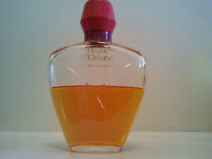 Vintage Fleurs D'Orlane Secret De Parfum 100ml EDT Splash 65% Full Women Fragran