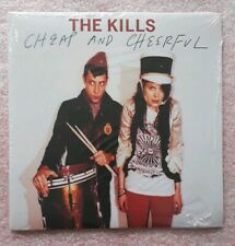 "The Kills - Cheap And Cheerful  - UK  7"" - 2008 - RUG282 - sealed"