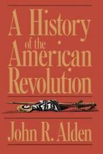 A History of the American Revolution by John R. Alden (1989, Paperback, Revised)