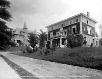 "1900 Delta Tau Delta House, Cornell U. Vintage Photograph 8.5"" x 11"" Reprint"
