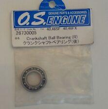 O.S. Engines 26730005 Rear Bearing .40-.50 Vehicle Part