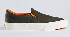 Vans x Porter Yoshida OG Classic Slip-On VN0A45JKWW6 FOREST NIGHT SIZE 8 - 12