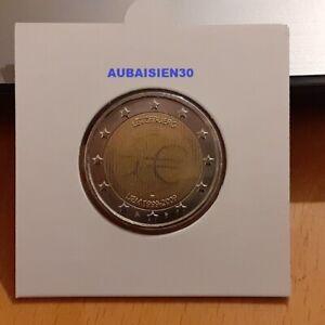 2 EURO COMMEMORATIVE LUXEMBOURG UEM 2009