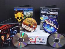 3 Suspense/Action Movie DVD Packs #MANDY