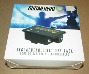 Guitar Hero Live Rechargeable Battery Pack Power A (Brand New / Fast Shipping)