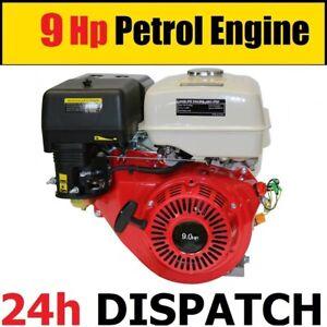 Replacement Honda GX270 4 Stroke Petrol Engine 9 Hp - 25mm shaft
