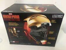 IN STOCK! Hasbro Marvel Legends Avengers Iron Man Electronic Helmet Prop Replica
