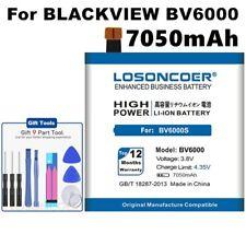 LOSONCOER 7050mAh BV6000 V756161P Battery for Blackview BV6000 for Blackview BV6